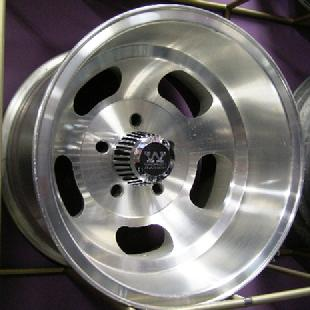 Slot dish wheels